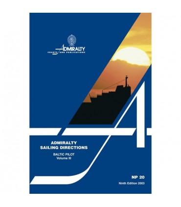 NP20 Baltic Pilot Vol.3 - Instructions nautiques Admiralty