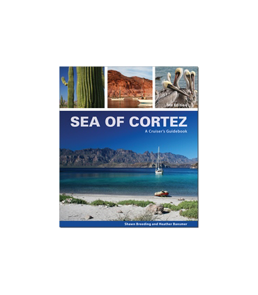 Sea of Cortez - Crusing guide book