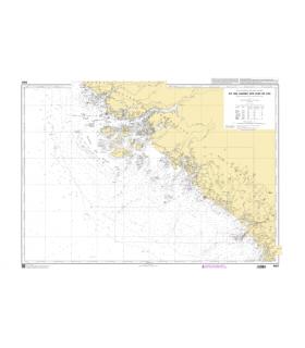 5957 - du Rio Cacheu aux îles de Los - Carte marine Shom papier