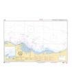 7333 -  De Al Burullus à Al Arish - Carte marine Shom papier