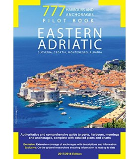 777 Harbours and Anchorages - Eastern Adriatic