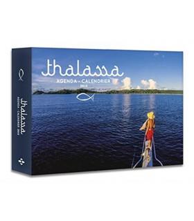 L'agenda-calendrier Thalassa 2018