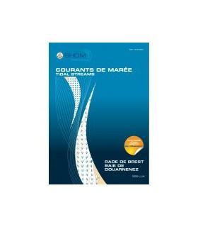 Atlas de courants de marées Rade de Brest - Baie de Douarnenez
