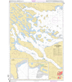 7359 - Iles Kerguelen - Golfe du Morbihan - Partie Ouest