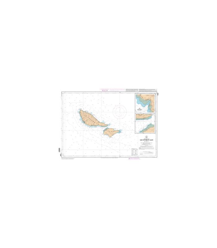 7234 - Iles Futuna et Alofi