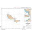 7234 - Iles Futuna et Alofi - Carte marine papier