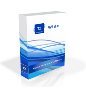 TZ Navigator Wide V3 -  Logicile de navigation Timezero Maxsea