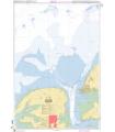 7684 - Approches de Mahajanga - Carte marine Shom papier