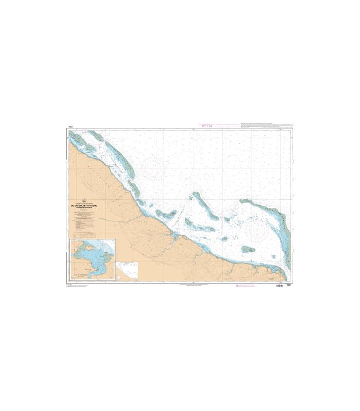 7051 - Du Cap Colnett à Touho - Abords de Hienghène
