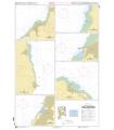 7495 - Ports et mouillages de l'archipel des Comores - carte marine Shom numérique