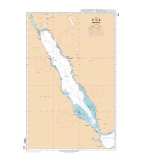 6733 - Mer Rouge - Carte marine Shom classique