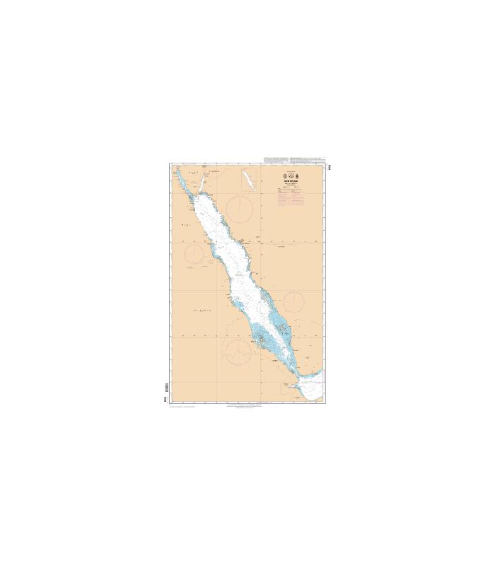 Carte Marine Afrique Du Sud.Carte Marine Shom 6733 Mer Rouge Carte Marine Shom