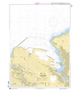 6774 - Puerto de Bilbao - carte marine Shom