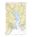 7794 - De Falmouth à Truro - Carte marine Shom papier
