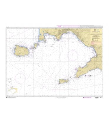 Carte Marine Shom 6711 Golfe De Napoli Carte Marine Shom Papier