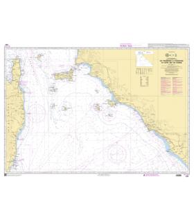 7291 - de ïobino à Flumicino - Carte marine Shom