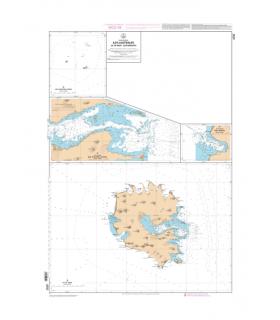 4232 - Iles Australes - Ile de Rapa - Iles de Morotiri - Carte marine Shom papier
