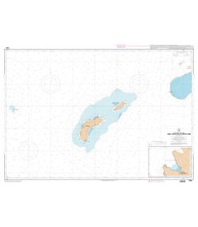 7356 - Eiao, Hatutaa et Motu One - carte marine Shom papier