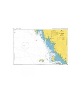 Admiralty 3942 Ko Lanta Yai to ko Tarutao - Carte marine papier