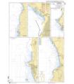 7513 - Ports de Syrie - Carte marine Shom
