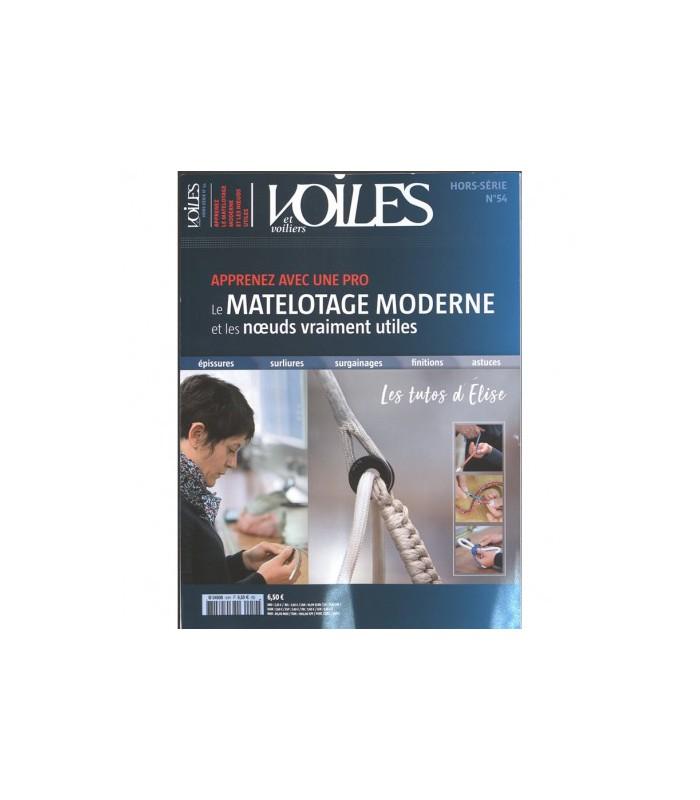 Apprenez avec une pro le matelotage moderne et les nœuds vraiment utiles