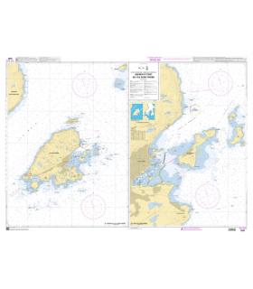 7639 - Abords et port de l'Île Saint-Pierre - Carte marine Shom papier