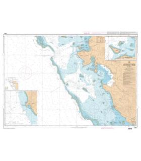 7320 - De Koumac à Poum - Carte marine papier