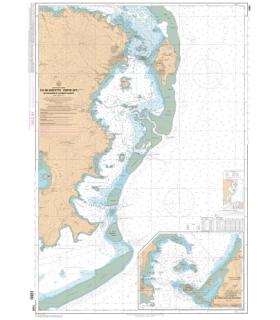 7493 - Ile de Mayotte - Partie Est - Carte marine Shom papier