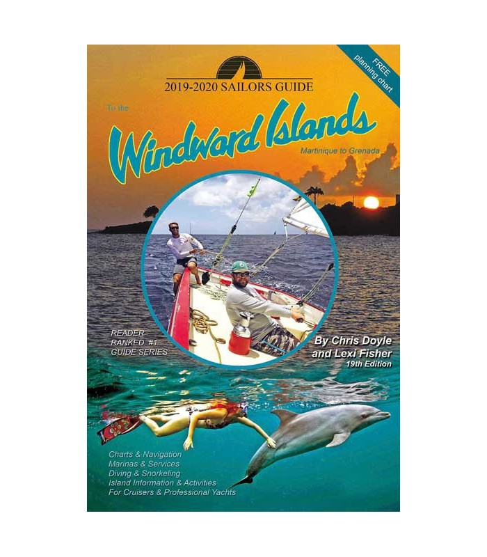 Sailor's Guide to the Windward Islands 2019/20
