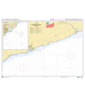 7577 - De Grand Béréby à Sassandra - Port de San Pedro - Carte marine Shom papier