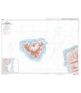 6658 - Ile de Mooréa - Côte Nord-Ouest de Tahiti