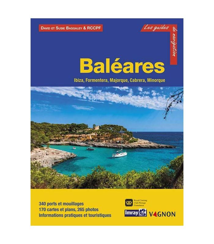 Guide Imray Baléares