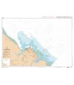 7379 - Abords de Cayenne - Carte marine papier