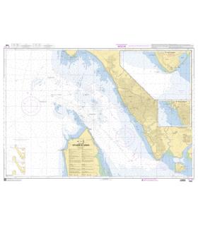 7582 Estuaire du Gabon - Carte marine papier