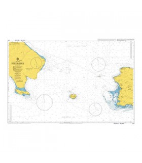 472 Mona Passage - Carte marine Admiralty