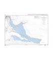 4247 - De Zarzis au Ras Ashdir - Bahiret el Biban - Carte marine Shom papier