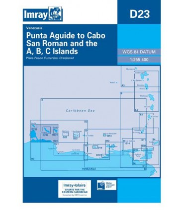 D23 Bonaire, Curaçao and Aruba