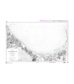 4242 - De Gabès au Bordj Djilidj - Golfe de Gabès - Carte marine Shom papier