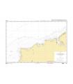 5294 - Du Cap Saint-André à Majunga - Carte marine Shom
