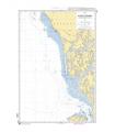 6174 - De Joal à Bathurst - Carte marine Shom
