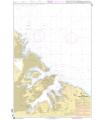 7674 - Ports de Valletta - Carte marine Shom