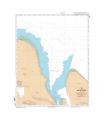 7337 - Baie de l'Oyapok - Carte marine papier