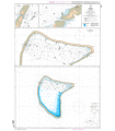 7458 - Aratika - Carte marine papier