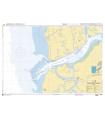 6297 - Embouchure de la Casamance - Carte marine papier