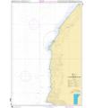 7708 - De Oued Tensifte à Cap Ghir - Carte marine Shom