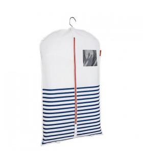 Housse de protection de vêtements marinière