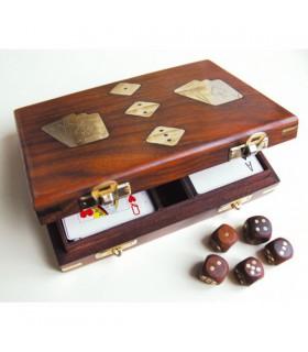 Boîte jeu de cartes
