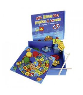 Les jeux des petits à la mer
