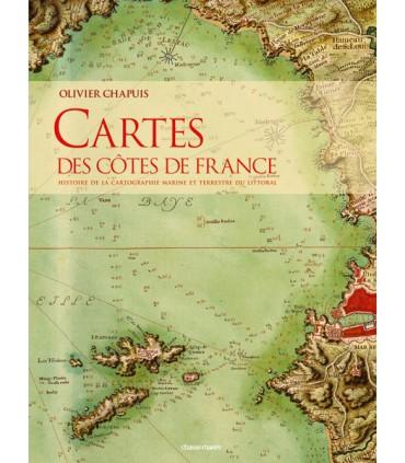 Cartes des côtes de France