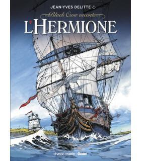 L'Hermione (Tome 1) : Conspiration pour la liberté